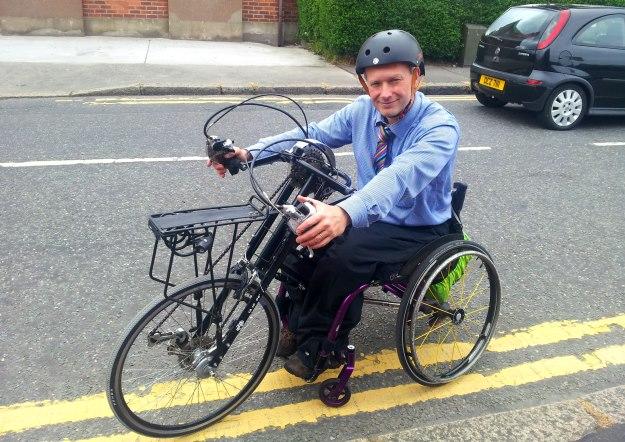 Diarmuid - Why I Cycle