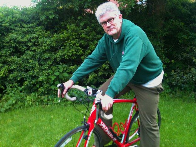 Tony - Why I Cycle