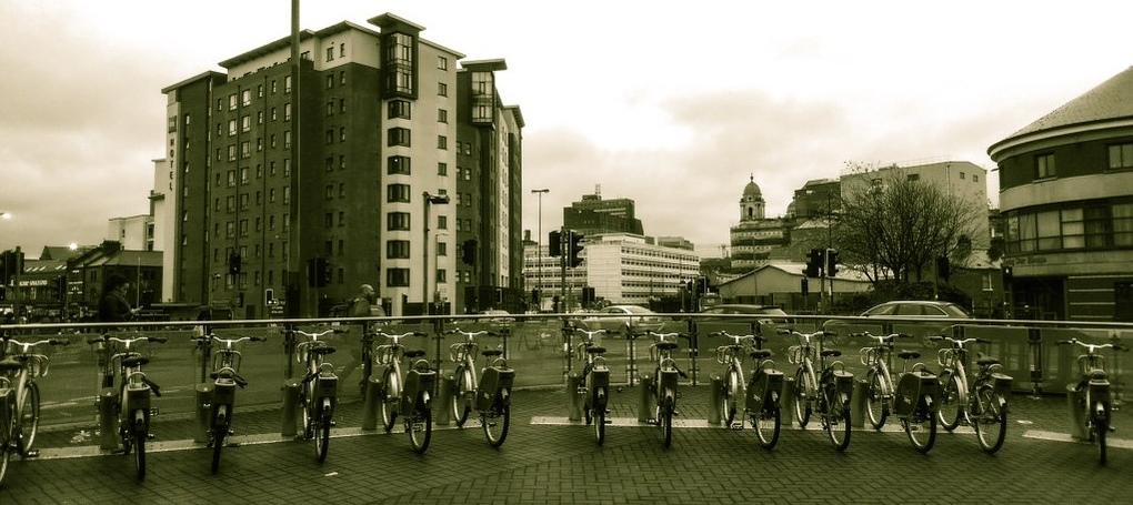 Belfast_Bikes_campus